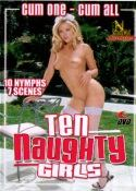10 Naughty Girls / Cumshots